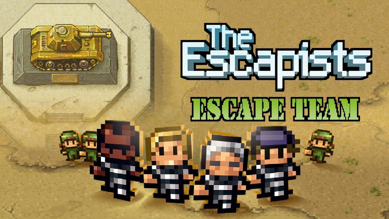 Скачать Сохранение для The Escapists (1 %) торрент