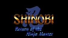 Shinobi™ III: Return of the Ninja Master