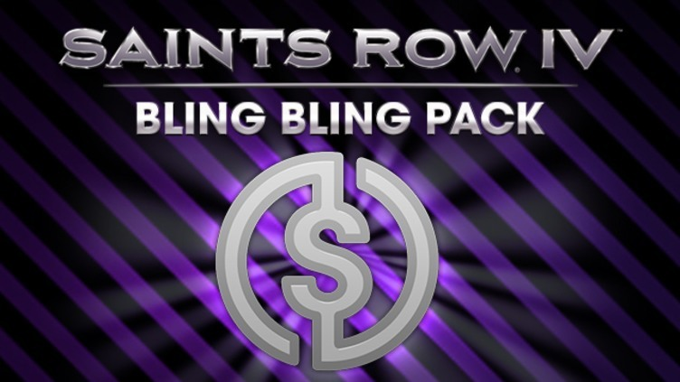 Saints Row IV - Bling Bling Pack DLC